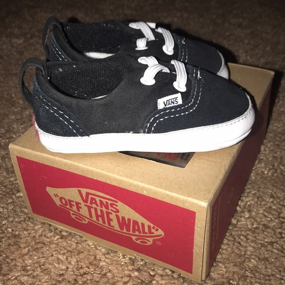 905c59641f Soft bottom infant vans. M 5b7f98a15098a02a5872293b